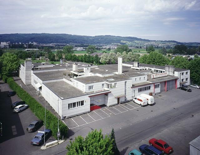 Firmengebäude in Wohlen